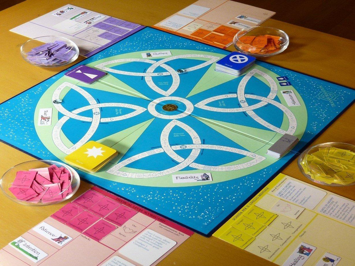 Gioco da tavolo vicenza gioco della trasformazione - Blokus gioco da tavolo ...